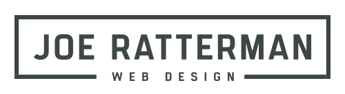 Joe Ratterman: Web Design
